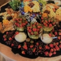 A Beautiful Table display for a Wedding Reception