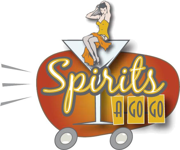 Spirits logo orange